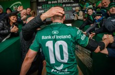 Carty back at 10 as Connacht look for statement win on the road in Gloucester