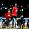 Man United earn shock victory as City's title hopes fade