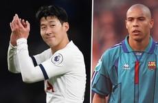 Mourinho compares Spurs' Son to Ronaldo after stunning solo effort