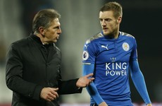 Vardy described as 'a child who needs attention' by former Leicester City boss