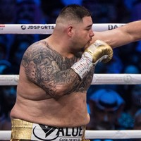 Ruiz bemoans 'three months of partying' after losing titles to Joshua