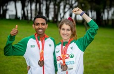 Medals aplenty on successful day for Ireland at European Cross Country Championships