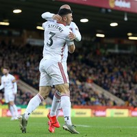 Irish star Stevens bags crucial equaliser in Sheffield United's comeback win