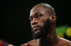 Wilder dismisses prospect of unification bout as he blasts 'hesitant' Joshua