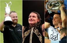 Shortlist for 2019 RTÉ Sportsperson of the Year unveiled - who should win?