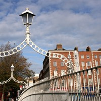 Coats left on Ha'penny Bridge for homeless removed by DCC for 'health and safety' reasons