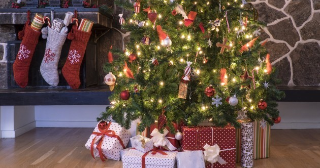 'Hang lights in vertical lines': How to create a picture-perfect Christmas tree, according to a pro