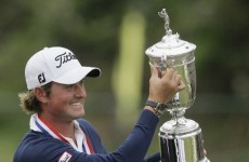 US Open champion Webb Simpson could miss Open Championship