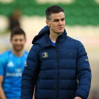 Leinster rule Sexton out of Aviva date with Saints due to knee injury