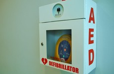 Defibrillator found after being stolen from outside shop in Co Louth over the weekend