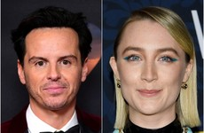 Saoirse Ronan and Andrew Scott have been nominated for Golden Globes