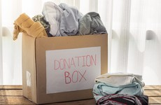 Charity appeals to members of the public to stop donating soiled and dirty clothes
