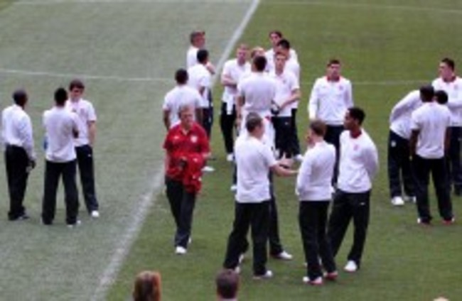LIVE: Euro 2012, day 12