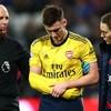 More injury woe for Arsenal's £25 million man