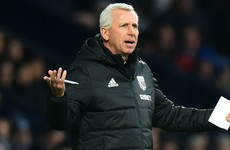 Alan Pardew: WhatsApp groups have created 'toxic' dressing rooms