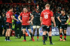Munster's Arno Botha set for disciplinary hearing tomorrow
