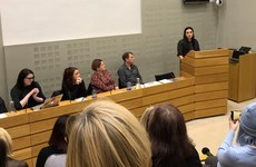 'Wombs, periods, they're taboo subjects': Patients appeal to TDs and Senators for endometriosis support