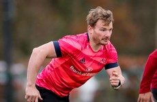 Cloete back in Munster mix after head injury but Marshall undergoes surgery
