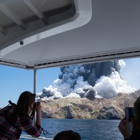Irish woman included on list of survivors in New Zealand volcanic eruption