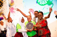 'One of Ireland's best exports': How the Young Scientist Exhibition came to Tanzania