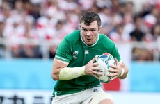 'If he gets selected as Ireland captain, he'll do a great job' - Van Graan backs O'Mahony