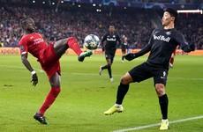 LIVE: RB Salzburg v Liverpool, Champions League