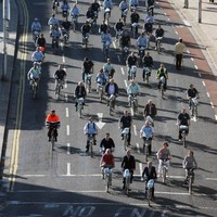 Need a break? Lunchtime bike ride to cycle through Dublin streets