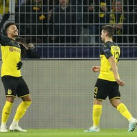 Dortmund progress to last-16 as Inter fall at home to Barcelona