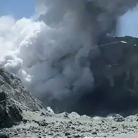 Recovery of victims from New Zealand volcano eruption hampered by conditions