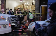 New Jersey: Mayor says gunmen 'targeted' Jewish supermarket