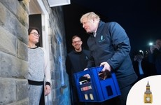 Boris Johnson avoids interview by going into fridge as final day of campaigning kicks off