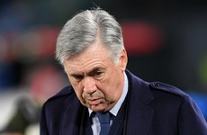 Ancelotti capable of working anywhere 'at the top level' after Napoli sacking, says Lampard