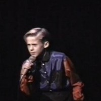 Strangest Young Ryan Gosling Home Video of the Day