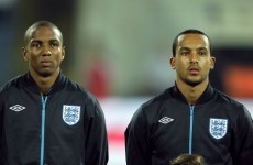 Ashley Young remains in England team at Walcott's expense