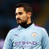 Premier League title race already over for Man City, says Gundogan