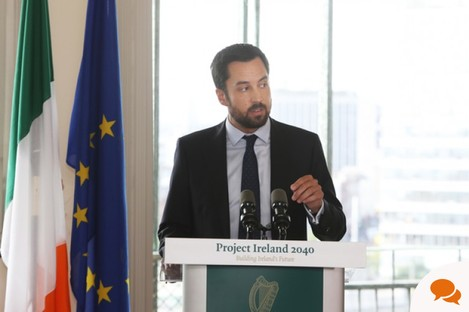 Minister Eoghan Murphy has claimed the bill is 'unconstitutional'