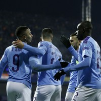 Jesus hat-trick inspires Man City to comfortable Champions League win