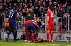 Bayern Munich's defeat of Tottenham comes at a cost