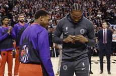 Kawhi clips in 23 on Toronto return, Lakers going strong on the road
