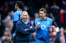 England's World Cup attack guru Wisemantel joins Rennie's Wallabies