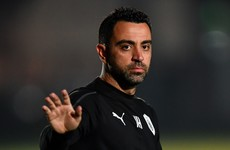 Xavi's Al-Sadd see off part-time minnows to close in on showdown with Liverpool