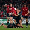 'That's the part of rugby that people don't see' - Cronin fit again with Munster