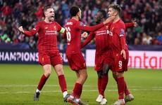 Europe's 'Big Five' take over Champions League
