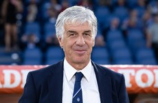 Old dog, new tricks - how Gasperini went from 'sad and depressed' to Italian football's 'magician'