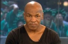 Mike Tyson says he changed his life around because there were 'too many venereal diseases'