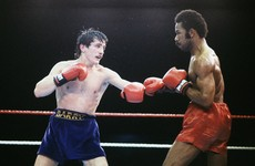 'The hunger strikes had begun just as Barry McGuigan started training for his professional debut'