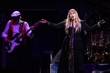 Aaron Moran sold tickets to a Fleetwood Mac gig.