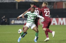 16-year-old Karamoko Dembele makes Celtic history but team's unbeaten run ends in Romania