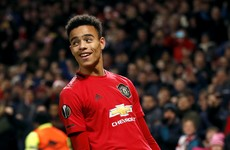 Manchester United's latest teenage sensation bags a brilliant brace in easy Euro affair