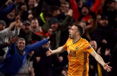 Despite spectacular 11-minute hat-trick from Diogo Jota, Wolves must make do with second place
